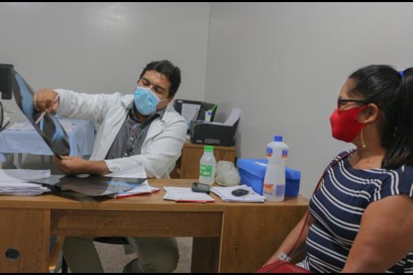 Secretaria Municipal de Saúde amplia serviços com a oferta de consultas ortopédicas no HMSJR