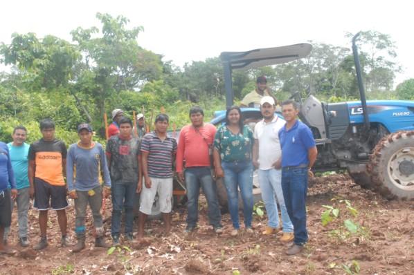 Prefeitura de Amarante incentiva agricultura familiar no município