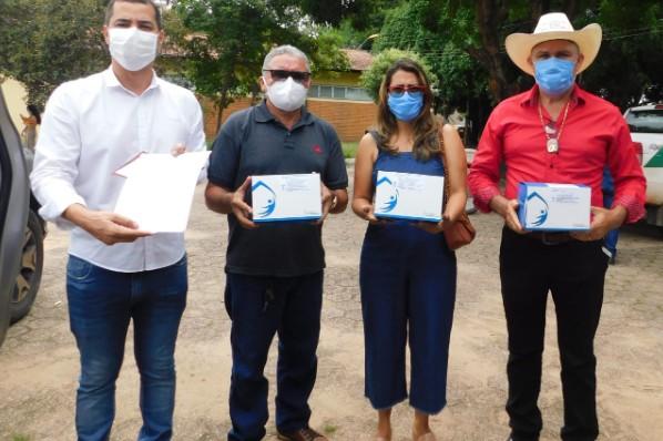 AMARANTE DO MARANHÃO RECEBE 900 UNIDADES DE TESTES RÁPIDOS PARA COVID-19