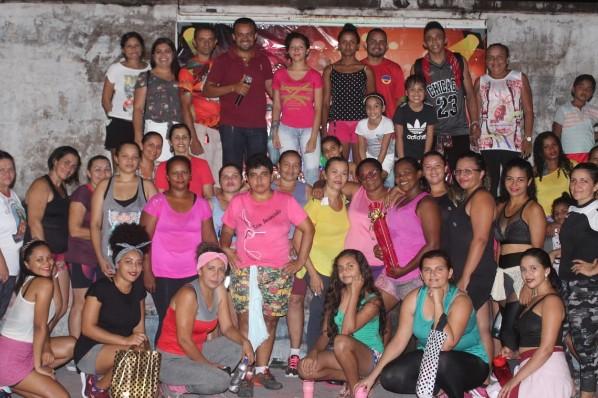 Projeto Dança é Vida realiza programação especial do Dia da Mulher.