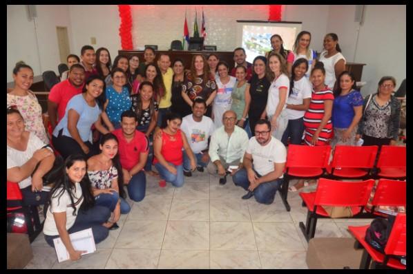 PROMOVIDA PALESTRA SOBRE A IMPORTÂNCIA DO REGISTRO CIVIL DE NASCIMENTO