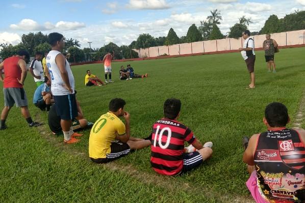 Seleção de Amarante participará do Primeiro Copão Maranhão do Sul de Futebol Master
