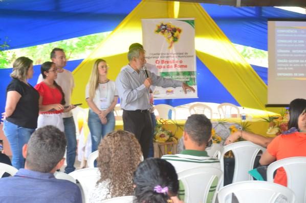 Prefeitura realiza I Conferência Municipal de Segurança Alimentar e Nutricional de Amarante