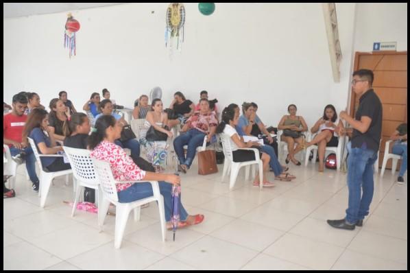 AMARANTE - Previne Brasil, mais um programa da área da saúde implantado no município.