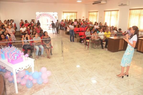 Gestão Municipal realiza I Semana do Bebê de Amarante