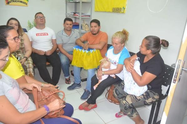 AÇÃO RELATIVO À CAMPANHA JANEIRO BRANCO É INTENSIFICADA NOS ÓRGÃO PÚBLICOS MUNICIPAL.