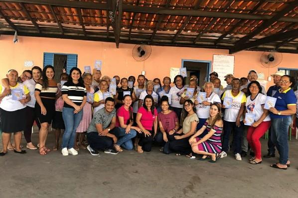 Secretaria Municipal de Assistência Social realiza programação especial em alusão ao Dia Internacional da Pessoa Idosa