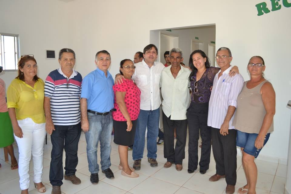 A Prefeita Adriana Ribeiro teve agenda de trabalho no povoado Campo Formoso
