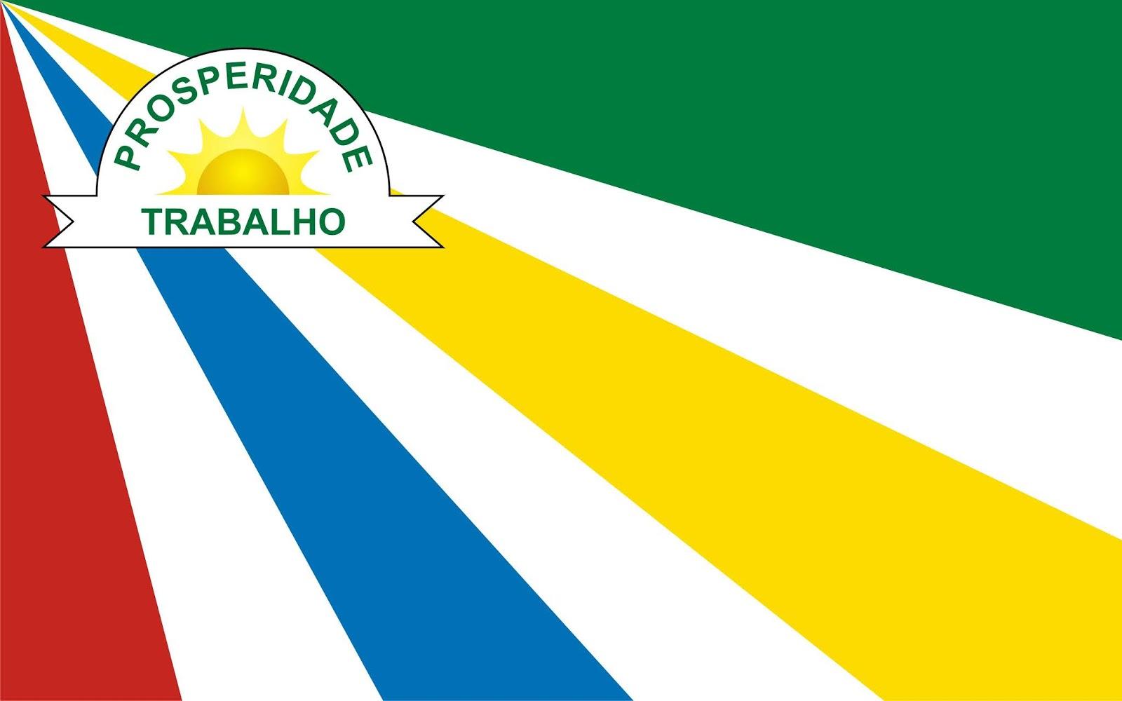Bandeira de Amarante do Maranhão - MA